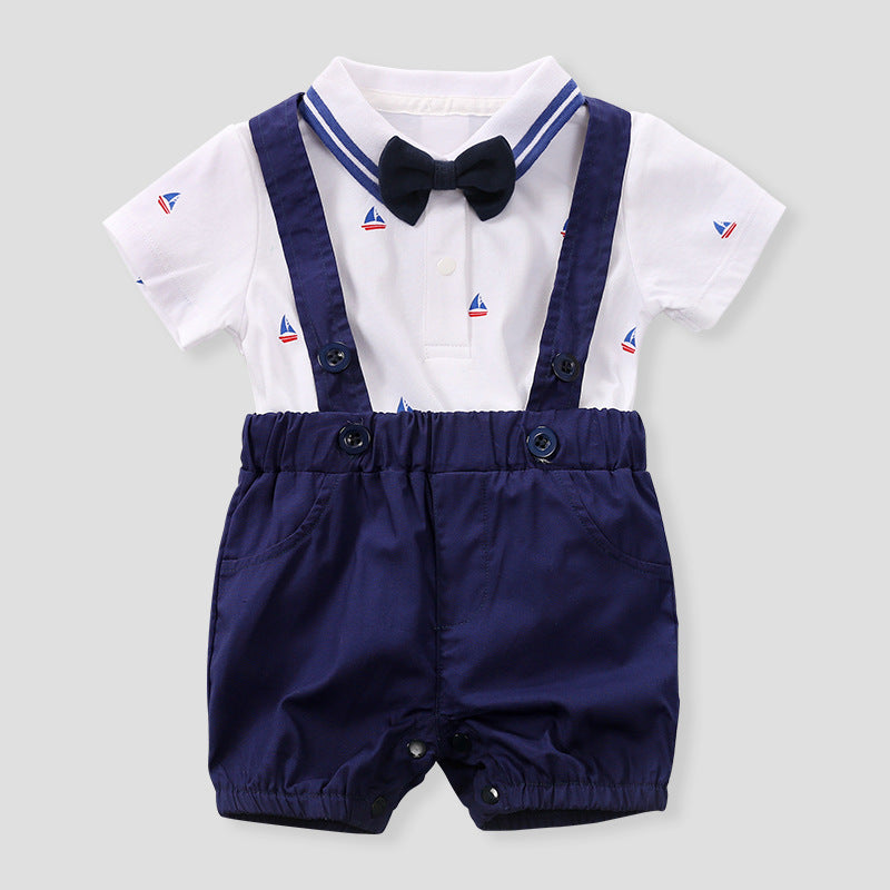 Baby suit two-piece