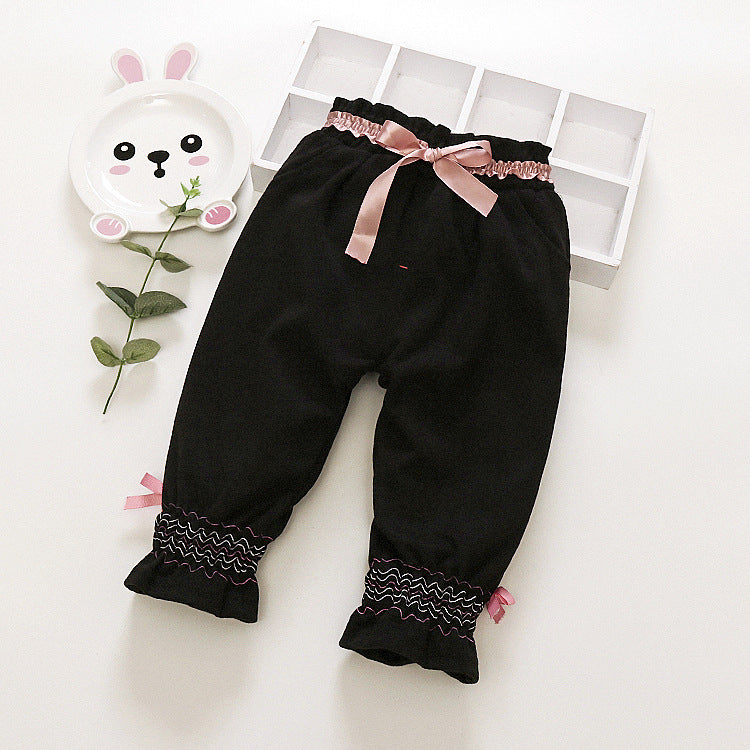 Casual pants cotton wear