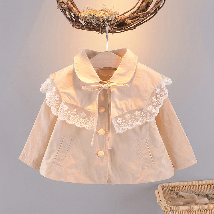Baby jacket blouse long sleeve
