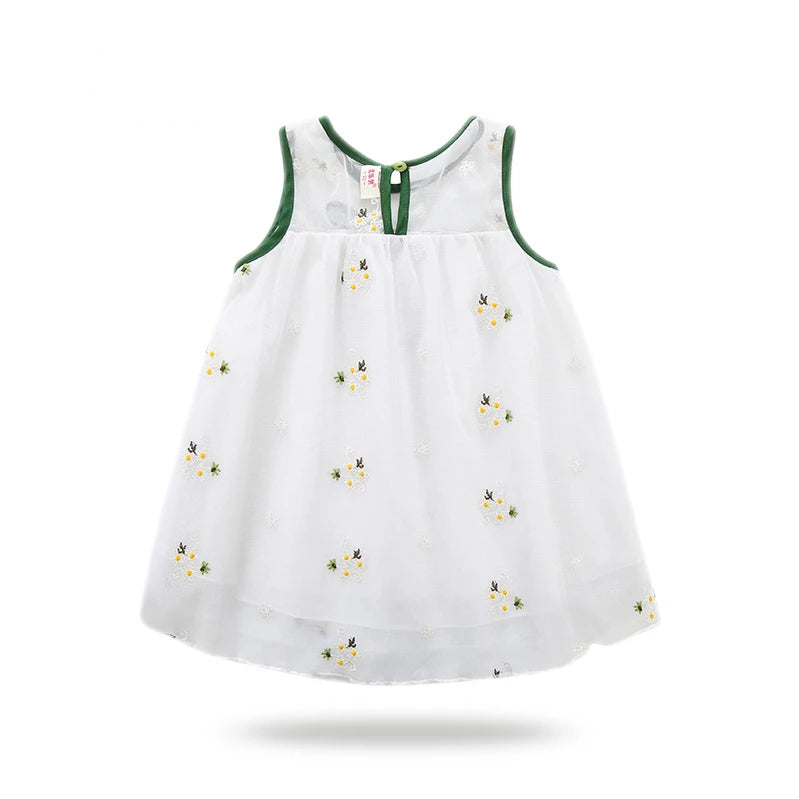 Dress girls vest