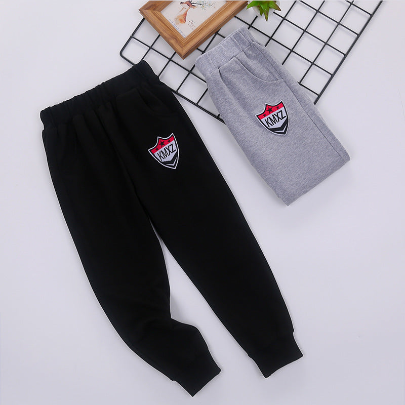 Sports children's pants casual