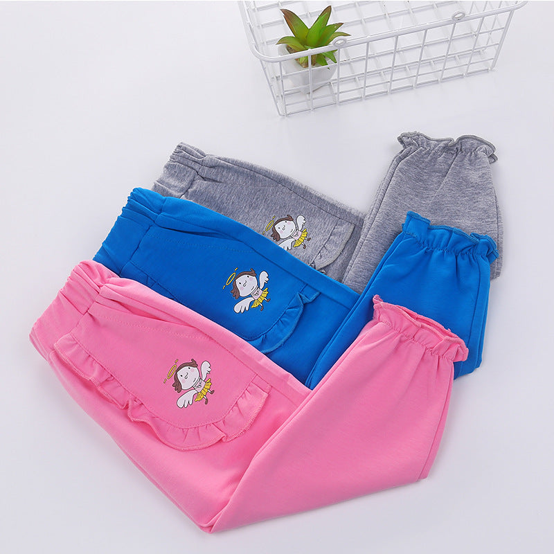 Children's  pants cartoon cotton casual