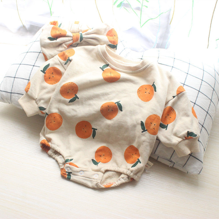 Baby clothes Long sleeve