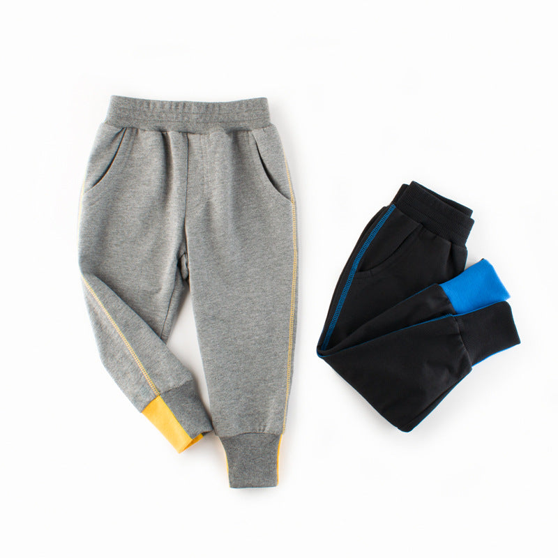 Pants children's baby sports