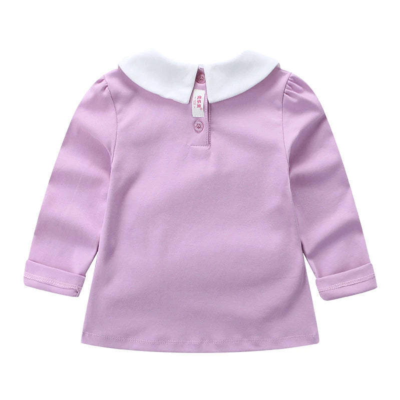 Long sleeve shirt infants casual