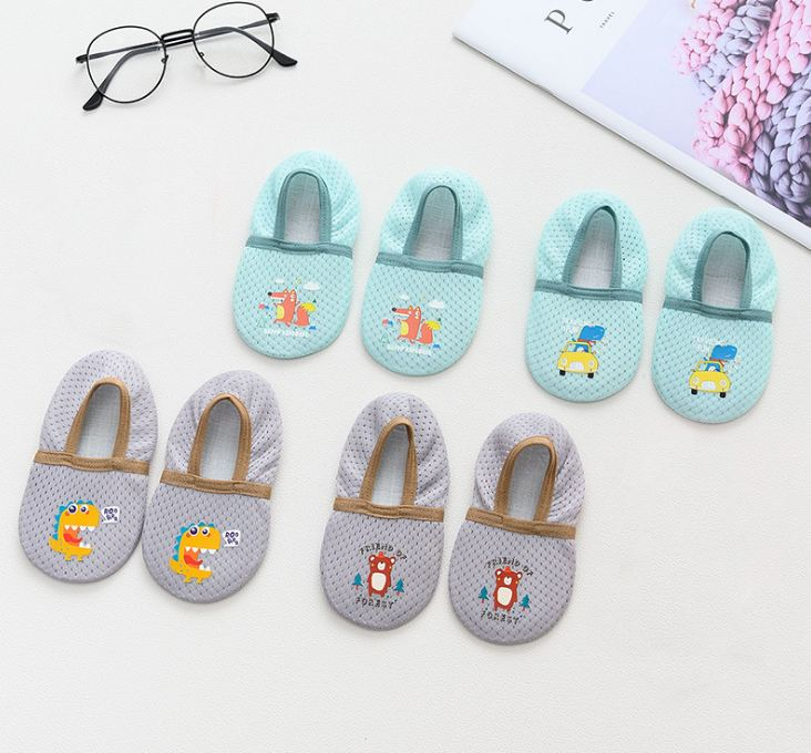 Baby socks cartoon non-slip