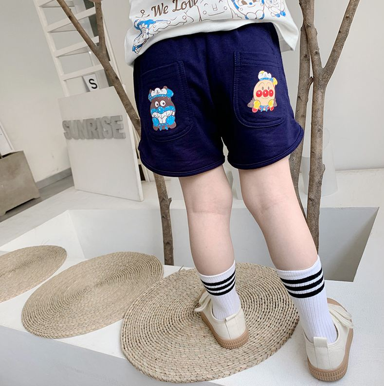 Children's Pants Shorts Superman - Kidsalia