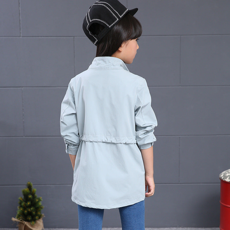 Girl jacket clothing long sleeve
