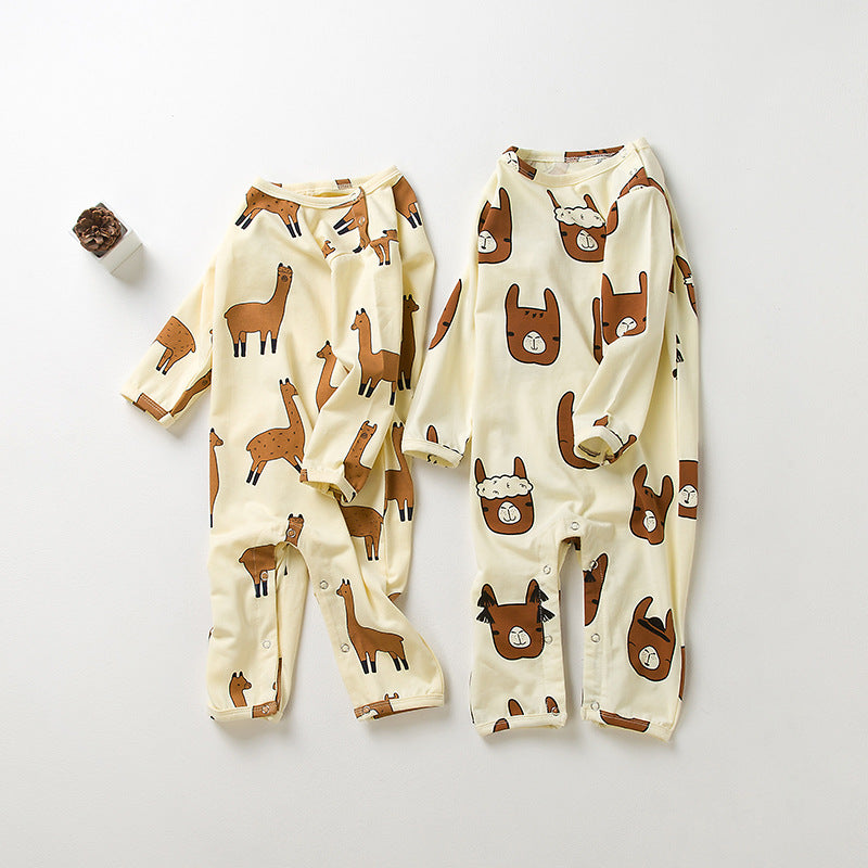 Baby rompers cotton - Kidsalia