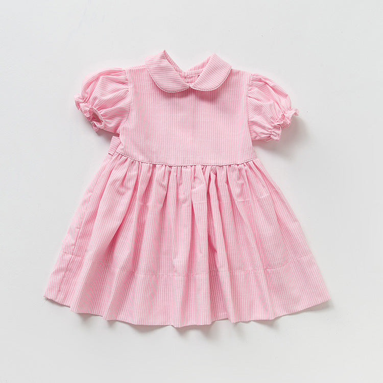 Girls dress princess two-piece - Kidsalia