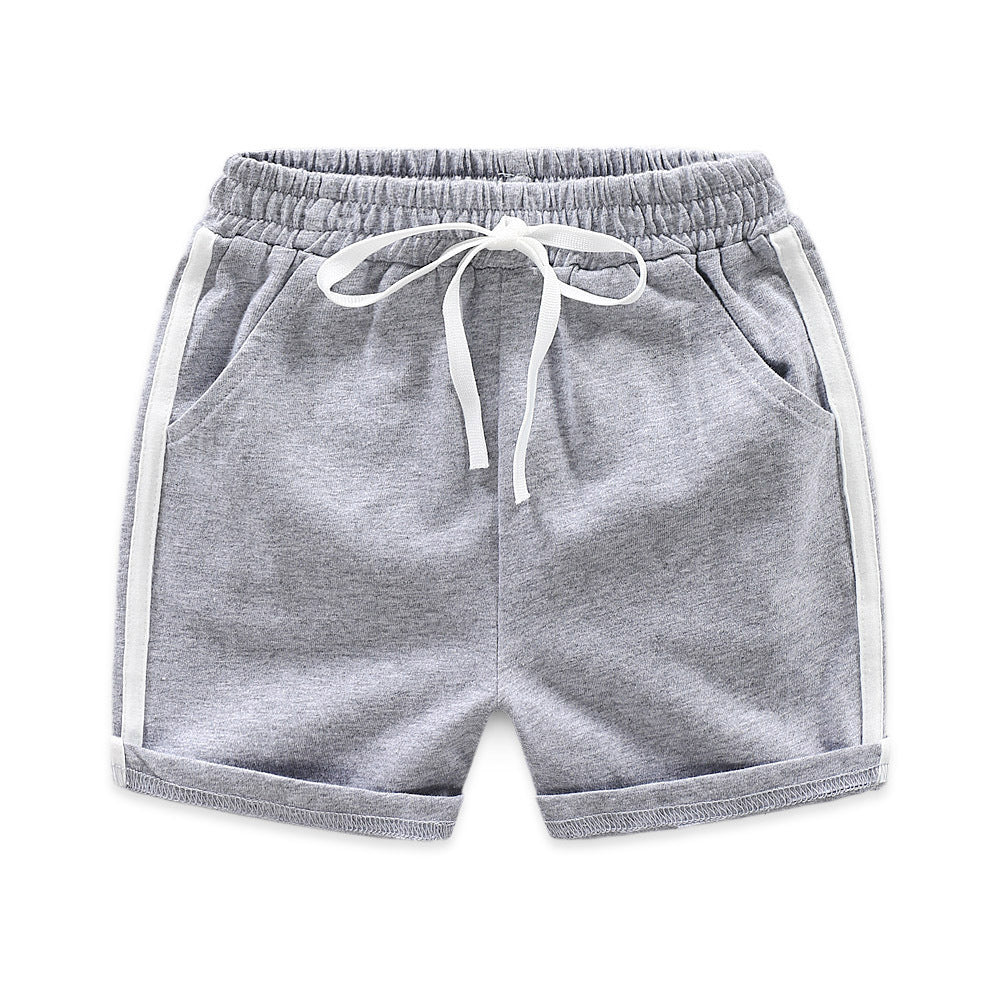 Boys sweatpants boys' cotton