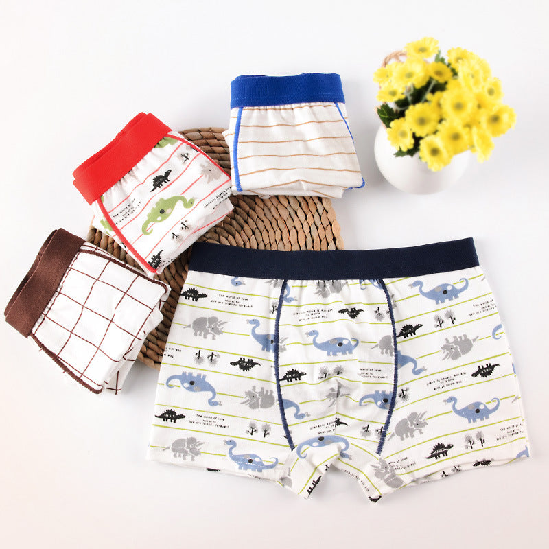 Underwear cotton cartoon