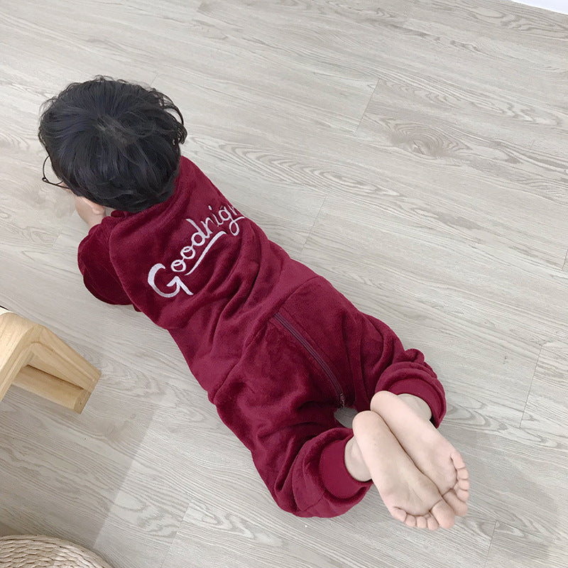 Pajamas children's sleeping - Kidsalia