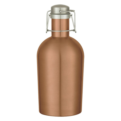 64 Oz. Stainless Steel Growler COPPER