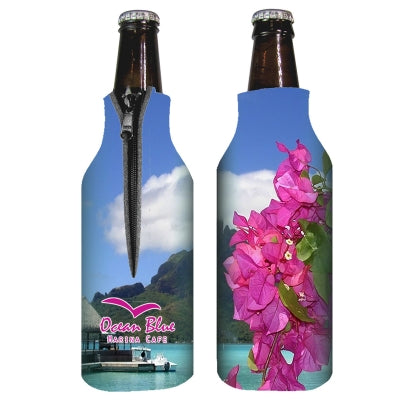 Zippered Bottle Coolie