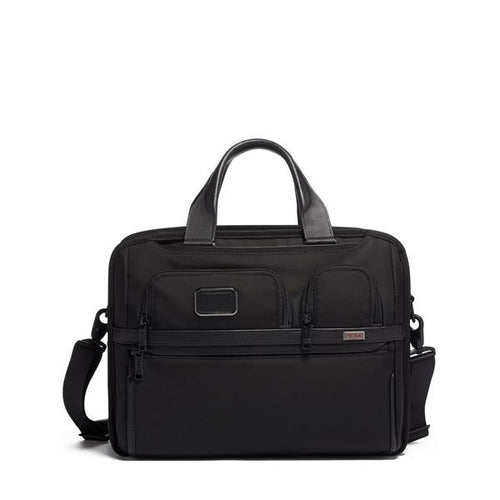 Alpha 3 T-Pass Expandable Laptop Brief