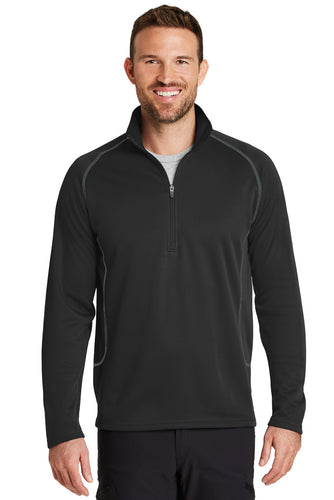 Eddie Bauer Smooth Fleece Base Layer 1/2-Zip