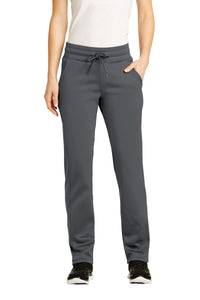 Sport-Tek Ladies Sport-Wick Fleece Pant