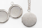I'll always be with you... Silver Locket