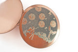 Fairies and Dandelions... Copper Locket