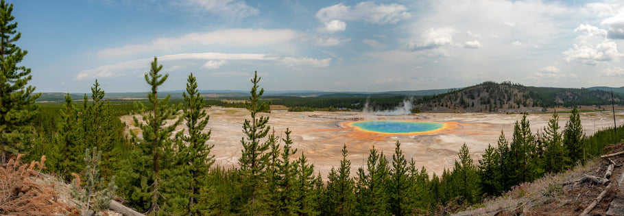 Bucket List Check #25 - The Grand Prismatic...the Grand-daddy of All Geysers