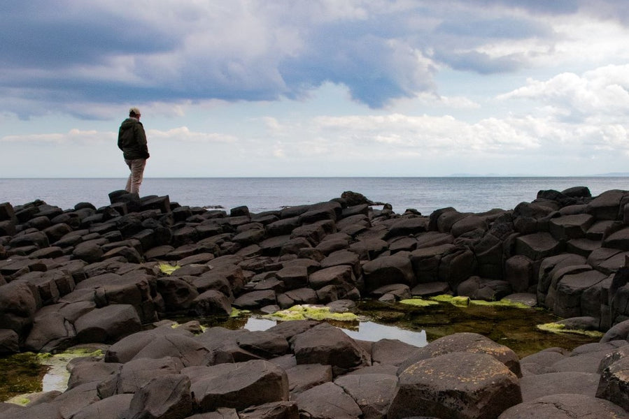 Bucket List Check #6 - A Hike Through Giant's Causeway