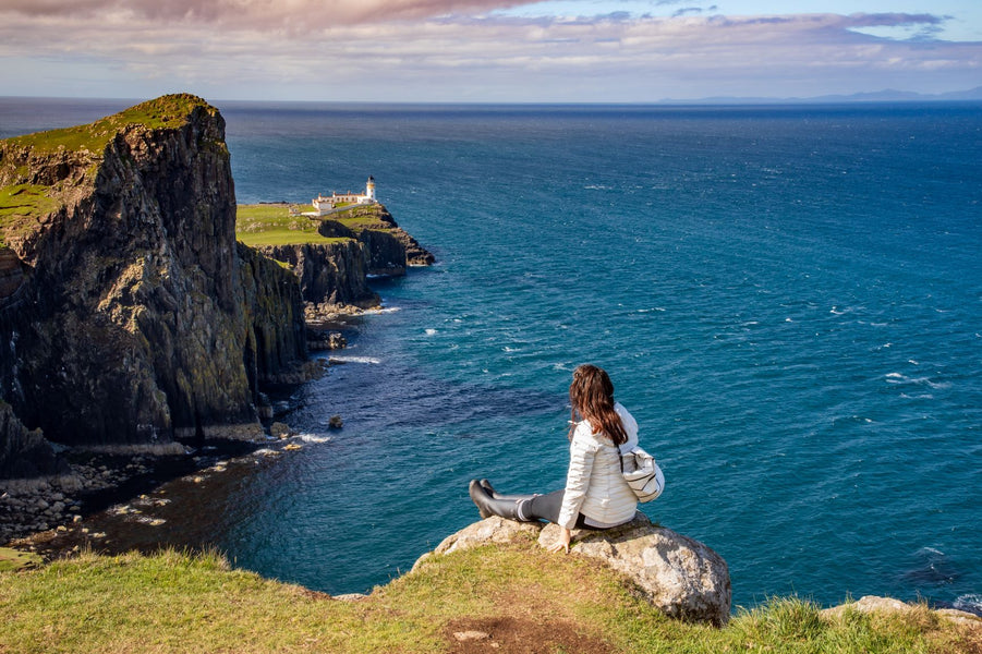 Bucket List Check #11 - Tip of The Isle of Skye, Scotland - Neist Point Lighthouse