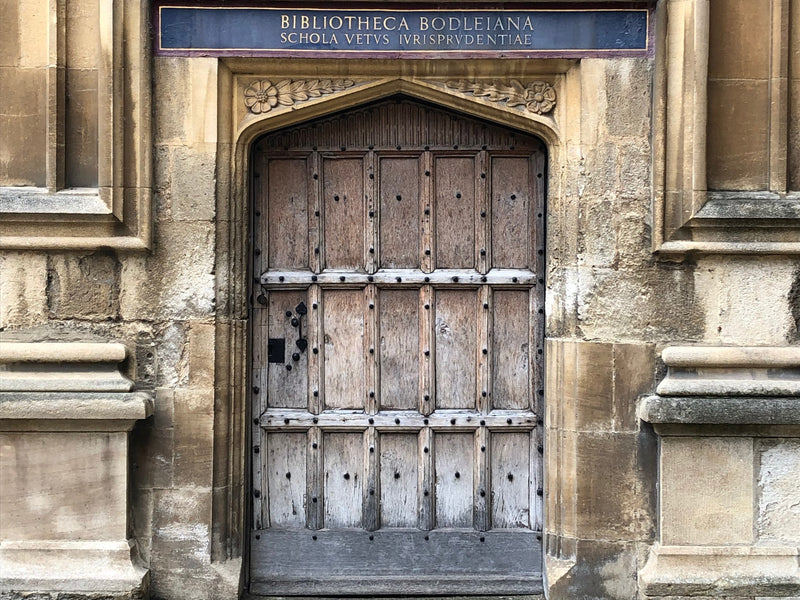 Bucket List Check #13 - A Return To Oxford England