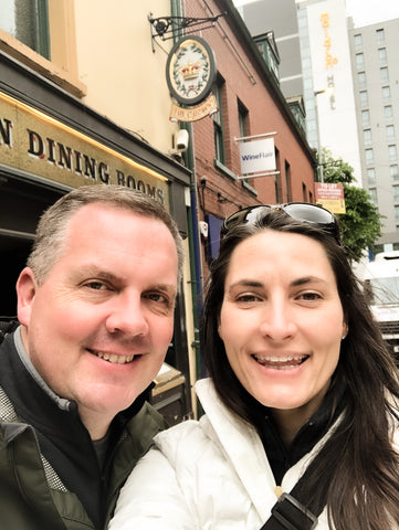 Visiting The Crown In Belfast