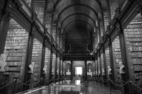 Trinity College Library Image 1