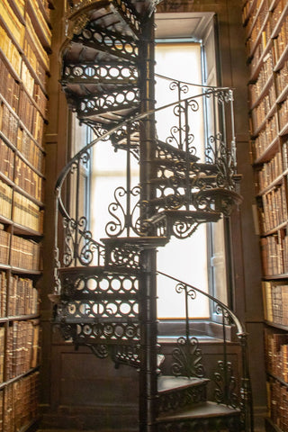 Trinity College Library Staircase