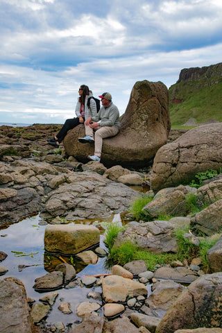Giants Boot at Giants Causeway