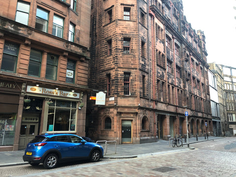 Glasgow Buildings