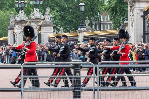 Changing of the Queen's Guard at Buckingham Palace