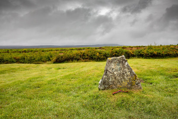 Clan Stewart Culloden Battlefield Inverness Scotland