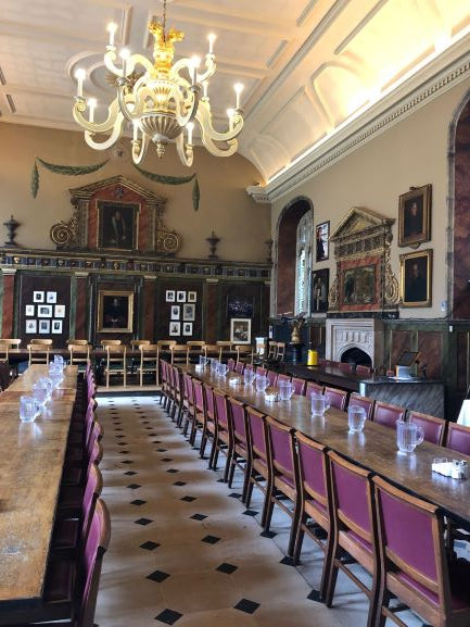 Trinity College Dining Hall