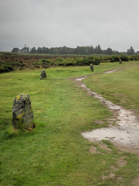 Culloden Battlefield Inverness Scotland