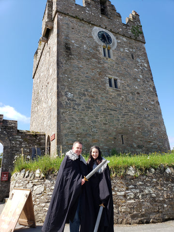 Game of Thrones Winterfell Castle Bike Tour Experience