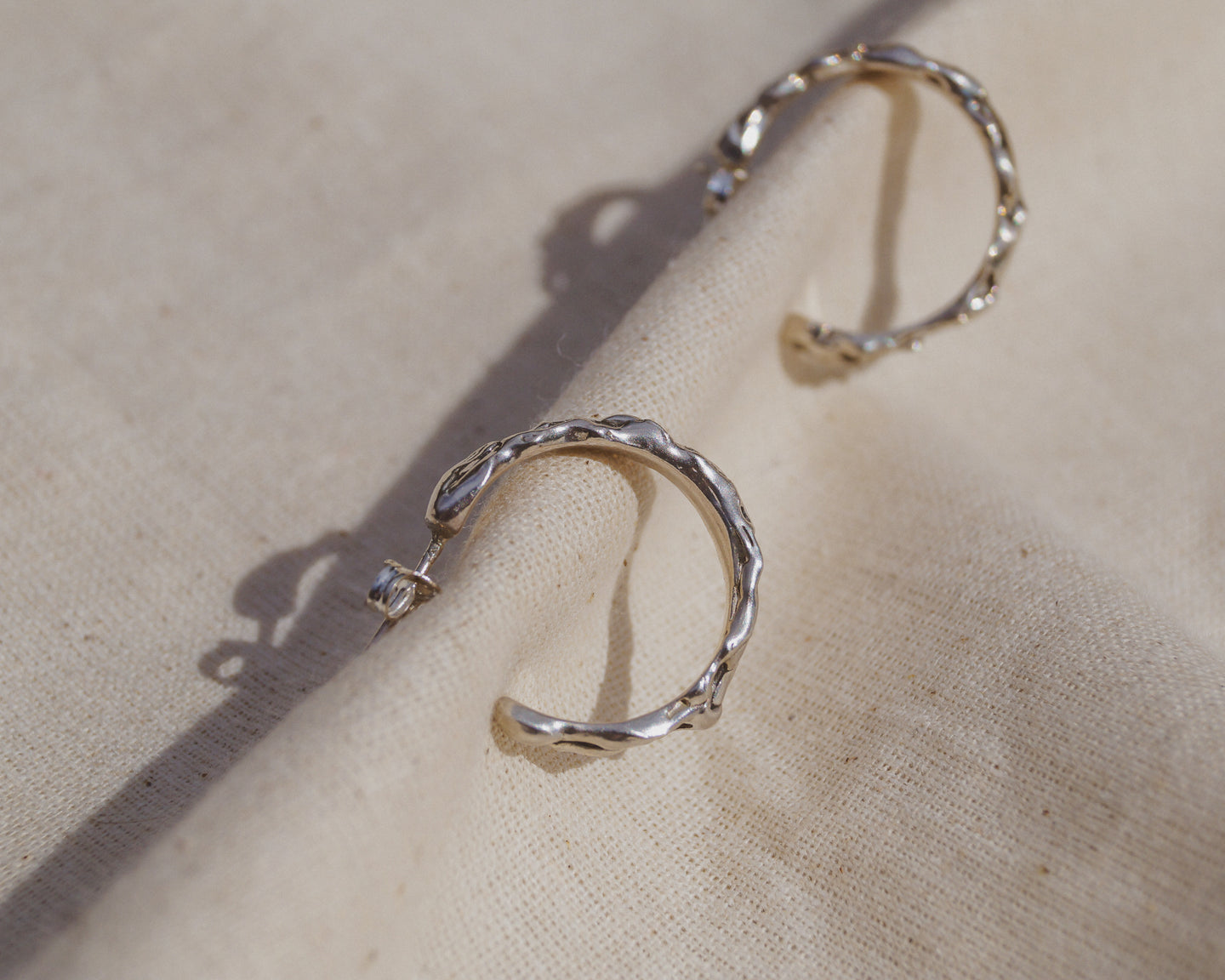 Trickle Hoops Small
