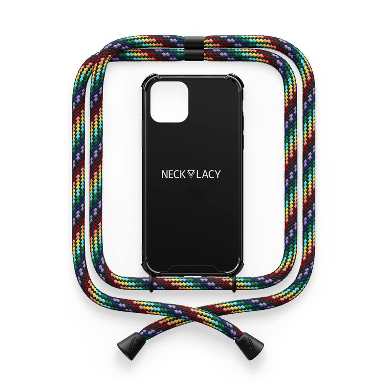 "NECKLACY - The Phone Necklace - Handykette ""Rainbow Pride"" (limitiert)"
