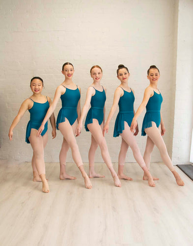 Blue Ballet/Lyrical Costumes