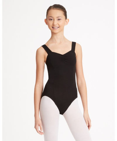 TC0053 - Wide Strap Leotard (Adult/Teen)