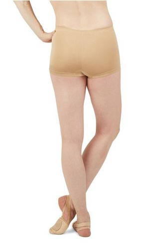 Seamless Boy Cut Short - Girls