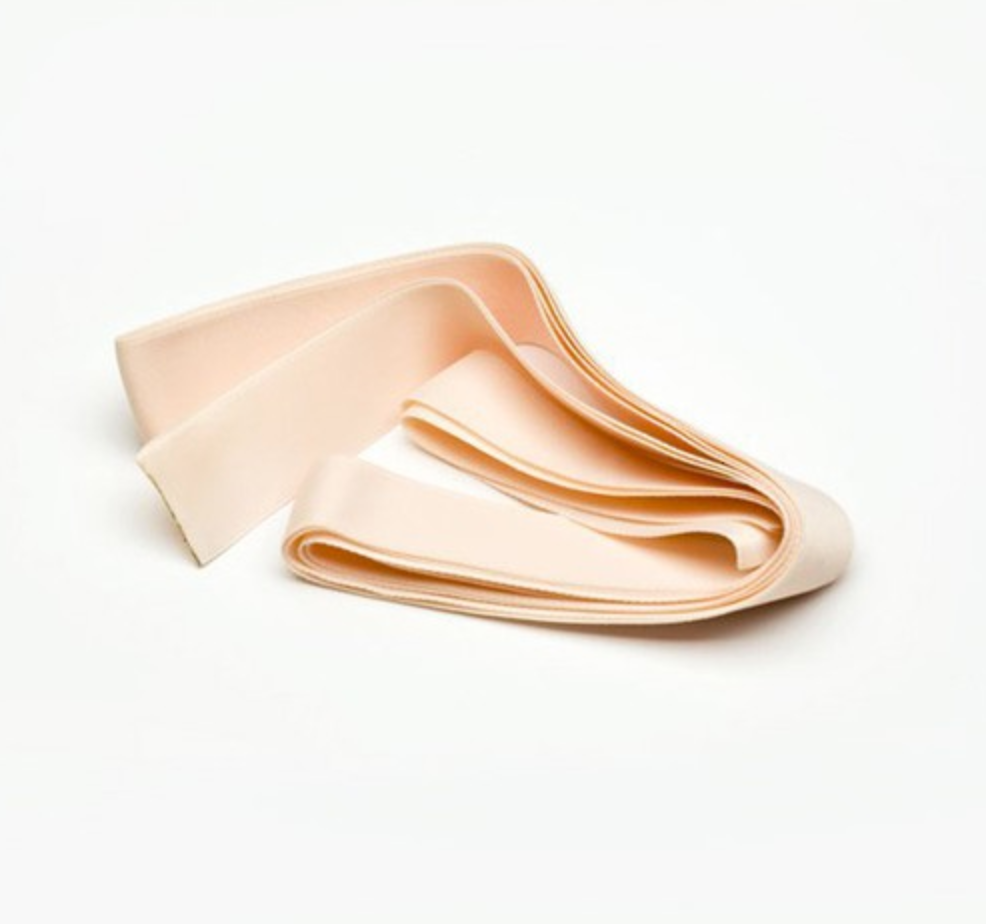 Stretch Ballet Ribbon for Pointe Shoes