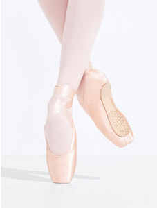 Tiffany Pro Pointe Shoe with #5 Shank and Tapered Toe Box