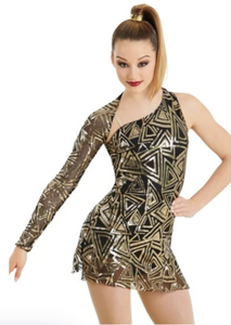 Midas Touch Jazz dress Weissman