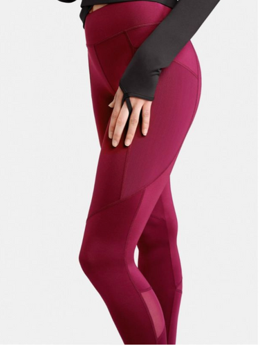 Recovery Renewal Leggings - Shiraz