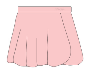 Mad Ally Ballet Skirt Pink