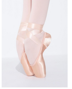 1130 Airess Broad Toe (Firm) Pointe Shoe# 5.5