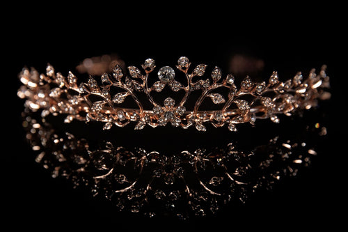 Tiara Rose Gold